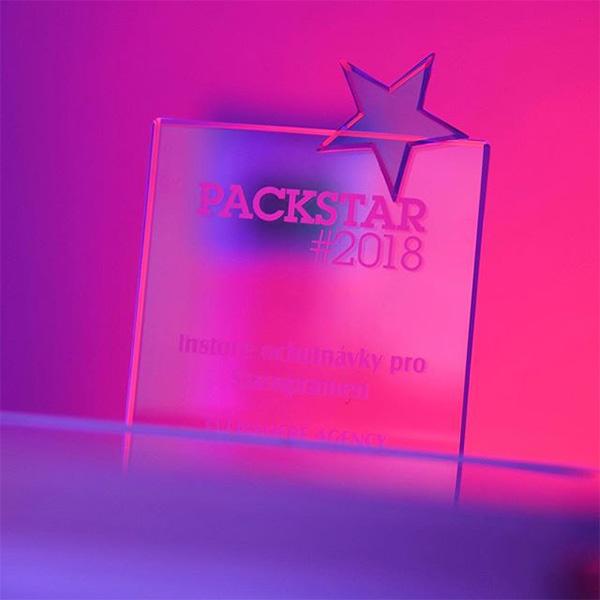 Packstar award, POS category