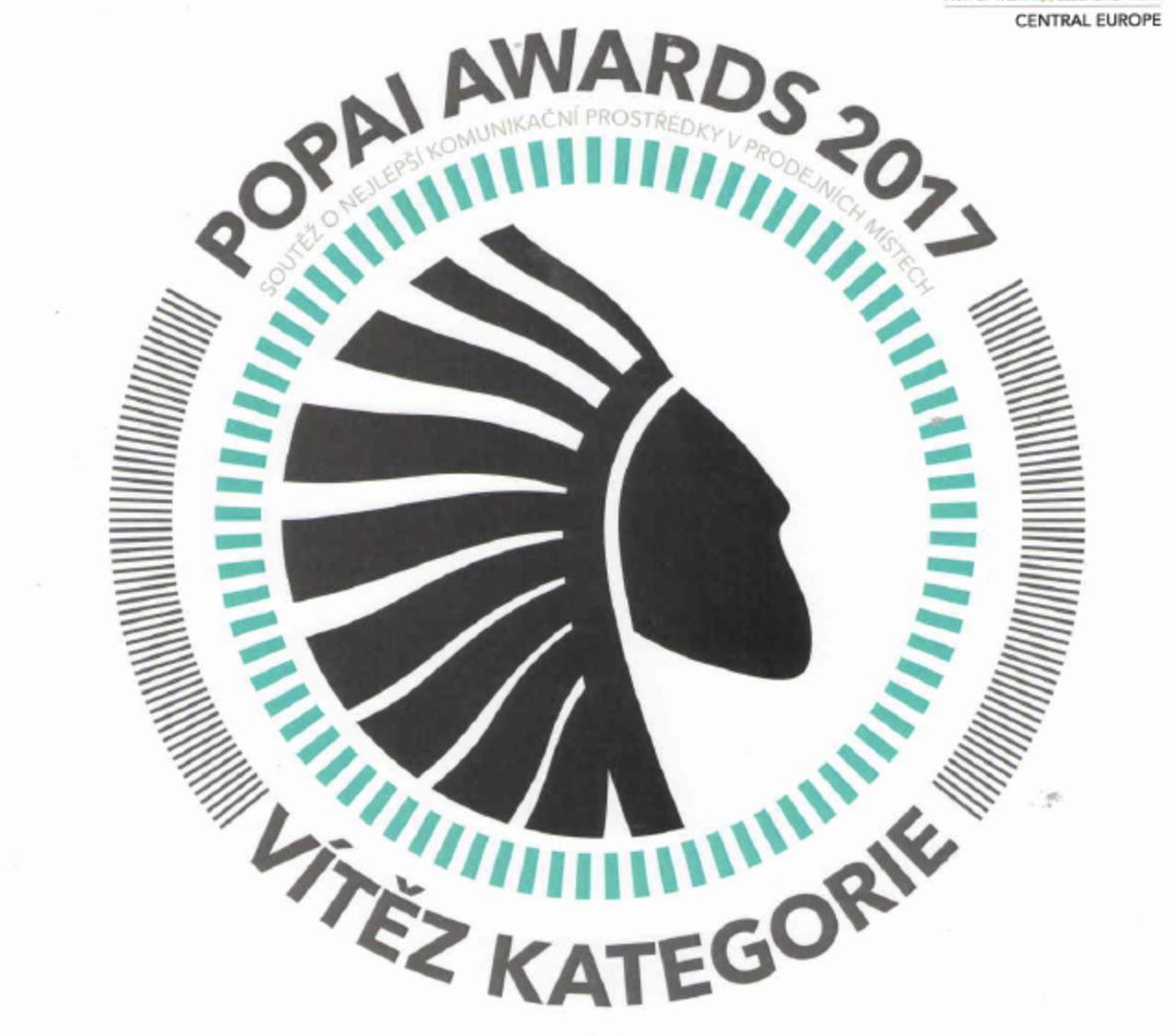European Popai Award, POS category
