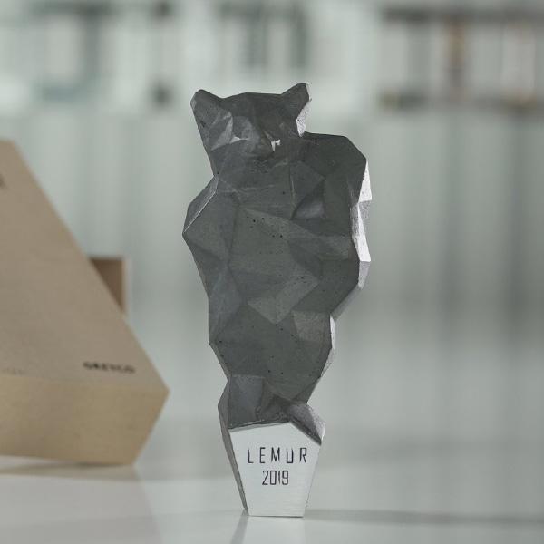 Czech PR Award Lemur